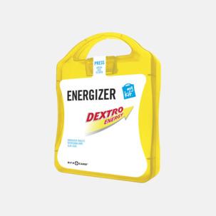 Energifyllt första hjälpen-kit med reklamtryck