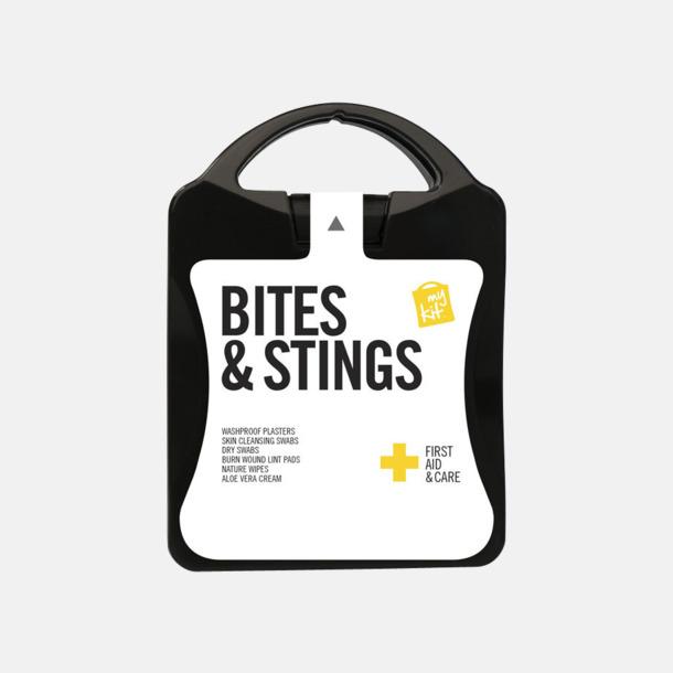 Första hjälpen-kit vid insektsbett med reklamtryck