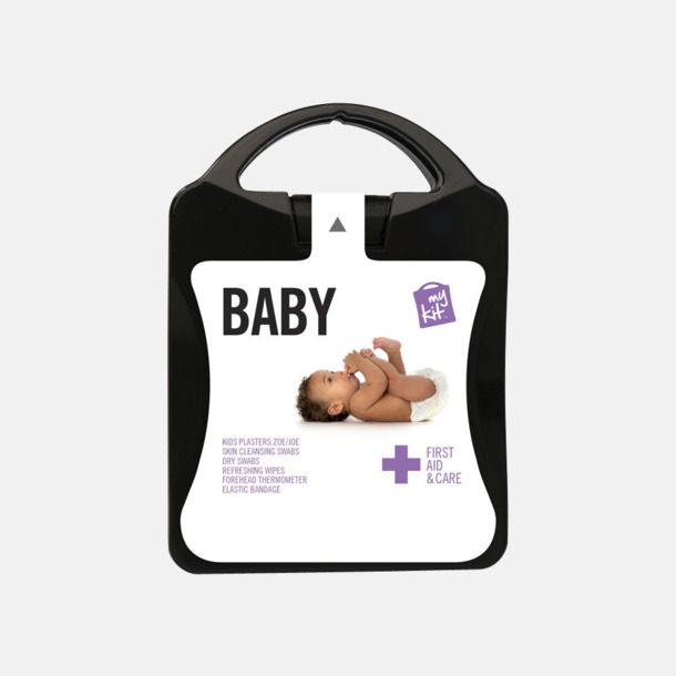 Kit för nyblivna föräldrar - med reklamtryck