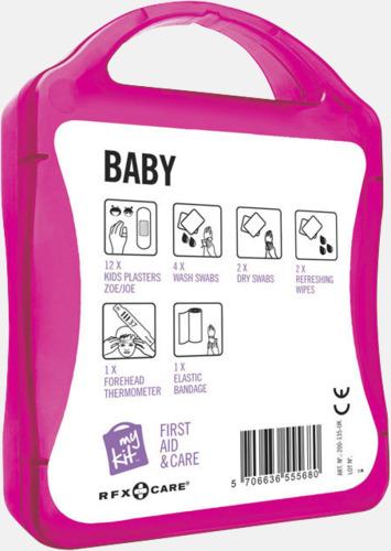 Baksida Kit för nyblivna föräldrar - med reklamtryck