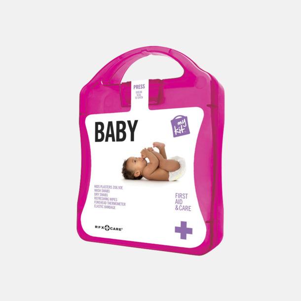Magenta Kit för nyblivna föräldrar - med reklamtryck