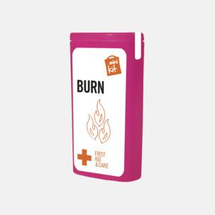 Mini brännsårskit med reklamtryck