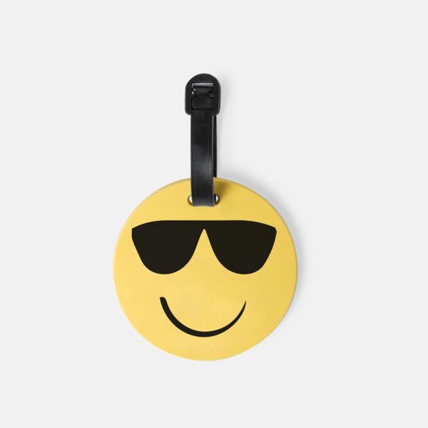 Solglasögon Känslofulla bagagebrickor med reklamtryck