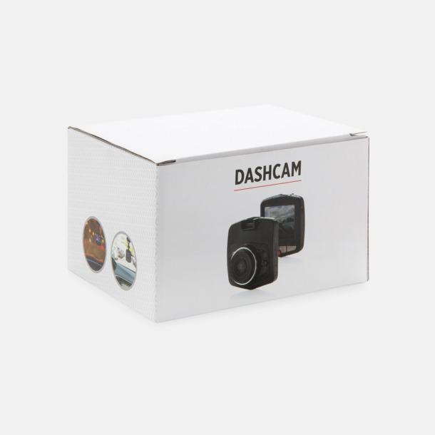 Presentförpackning Bilkameror med reklamtryck