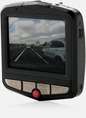 Bilkameror med reklamtryck