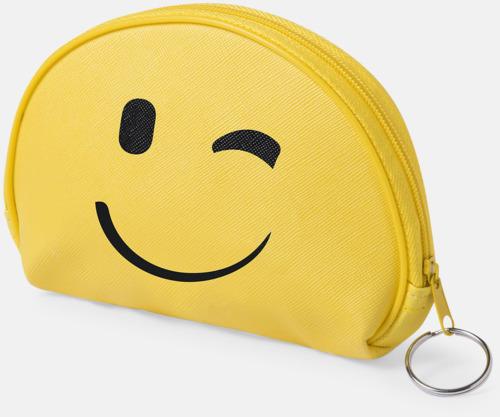 Blinkande Känslofulla plånböcker med reklamtryck