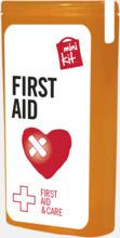 Mini första hjälpen-kit med reklamtryck