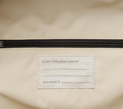 Laptopryggsäck från Moleskine med reklamtryck