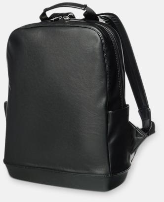 Svart Laptopryggsäck från Moleskine med reklamtryck