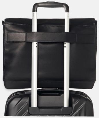 Snygga laptopväskor med reklamtryck