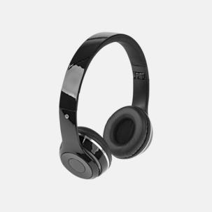 Vikbara hörlurar med Bluetooth med reklamtryck