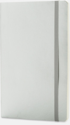 Linjerad A5 notebook i konstläder