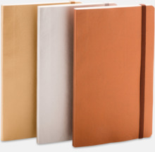 Softcover A5 notebook
