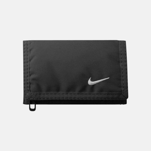 Svart/Vit Plånbok från Nike med eget tryck
