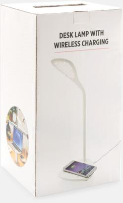 Presentförpackning Lampa med laddare - med reklamtryck