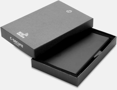 RFID-säkra korthållare med reklamtryck
