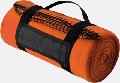 Orange Billig filt för restaurang och café
