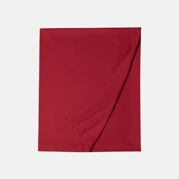 Cardinal Red Utefiltar med reklamlogo