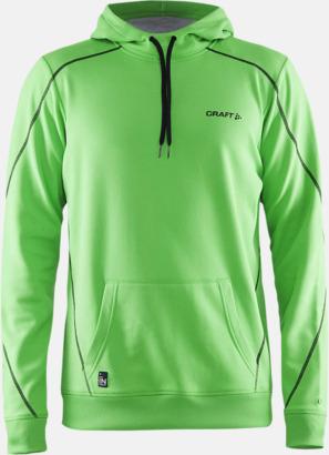 Craft Green (herr) Herr- och damtröjor från Craft av funktionsmaterial med reklamtryck