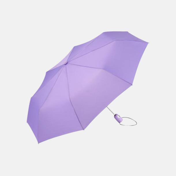 Lilac Kompakta paraplyer med eget reklamtryck