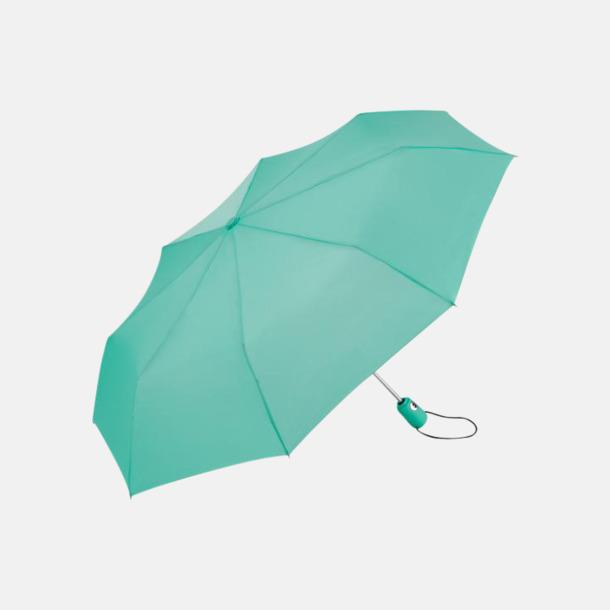 Mint Kompakta paraplyer med eget reklamtryck