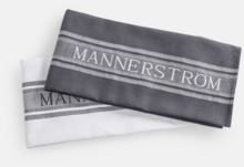 2-pack kökshanddukar från Selected by Leif Mannerström