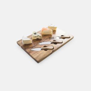 Små ostbrickor & -bestick från Selected by Leif Mannerström