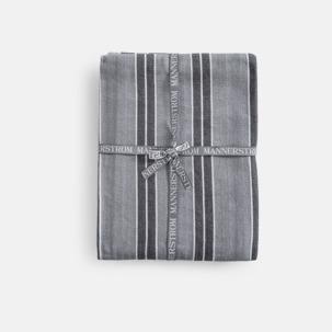 2-pack randiga handdukar från Selected by Leif Mannerström