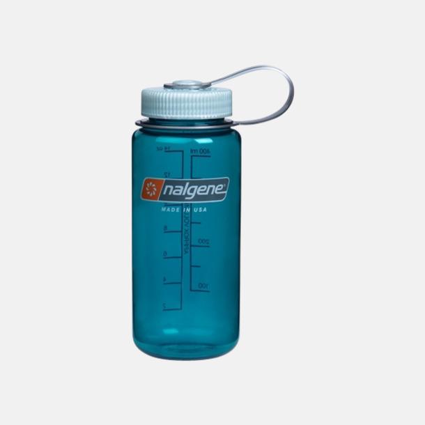 Trout Green Färgglada vattenflaskor med eget tryck
