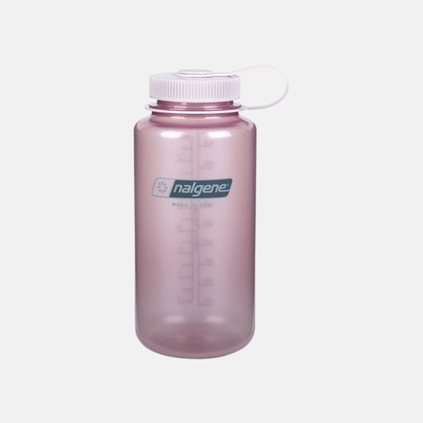 Fire Pink Färgglada vattenflaskor med eget tryck