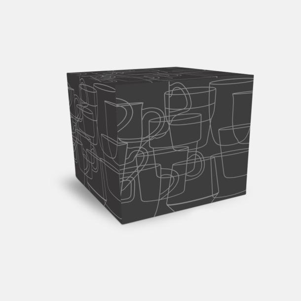 Presentask 1-pack Cylinderformade stengodsmuggar med eget tryck