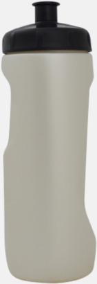 Vattenflaska i BPA-fri bio plast med egen reklamlogga