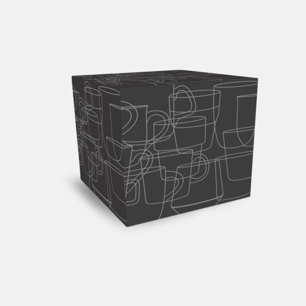 Kartong 1-pack Isolerade kaffemuggar med reklamtryck