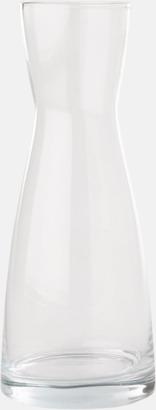 Transparent Glasflaskor till bra priser med reklamtryck