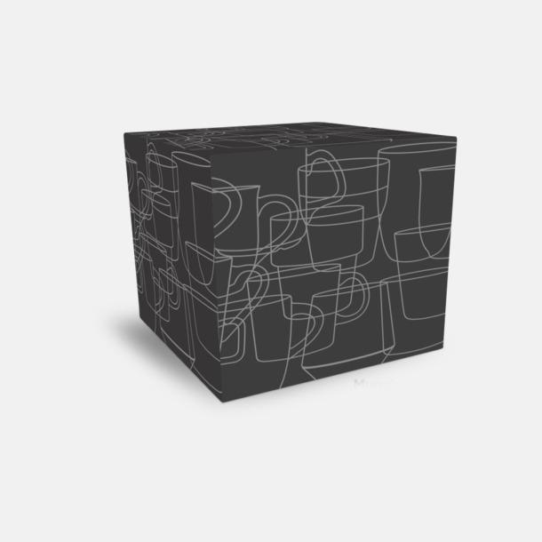 Presentkartong 1-pack Billiga och stapelbara muggar med tryck