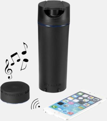 Bluetooth audioflaskor med reklamtryck