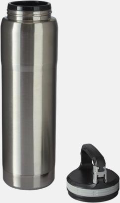Kopparvakuumflaska med keramikteknik med reklamtryck