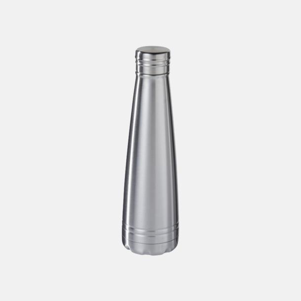 Silver Kopparvakuumisolderade flaskor med reklamtryck