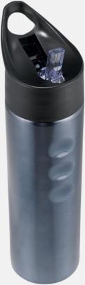 Titan Vattenflaska med drickpip - med reklamtryck