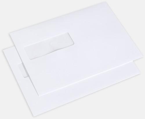 Polar C5V2 Exklusiva kuvert med reklamtryck
