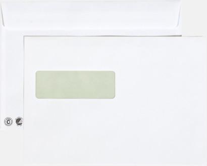C5V2 remsa Miljövänliga kuvert i flera storlekar och val med reklamtryck
