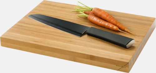 Kniv & bräda i set med reklamlogo
