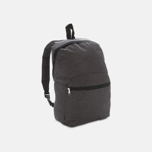 Stenkol Tvåtonade ryggsäckar med reklamtryck