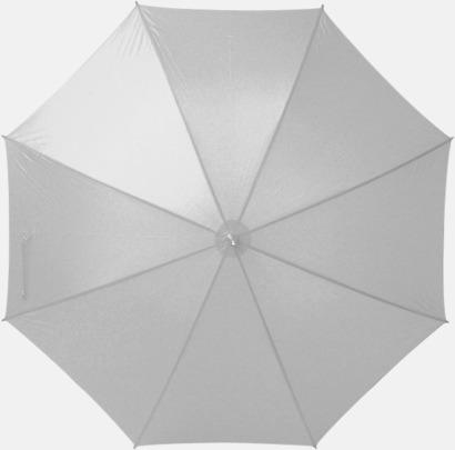 Reflexparaply med egen logga.