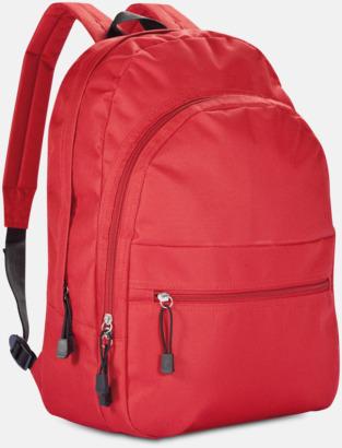Bas-ryggsäckar med reklamtryck