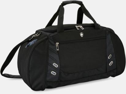 Sportiga weekendbags från Swiss Peak med reklamtryck