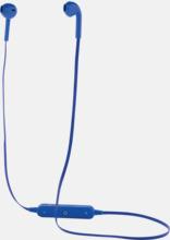 Trådlösa in-ear hörlurar med högtalare - med reklamtryck