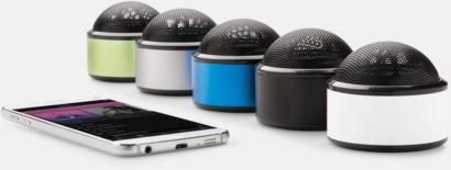 Kulpolformade BT-högtalare med reklamtryck