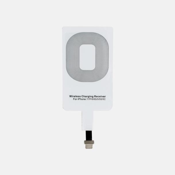 Trådlös laddningspatch (se tillval) Ladda mobilen trådlöst!