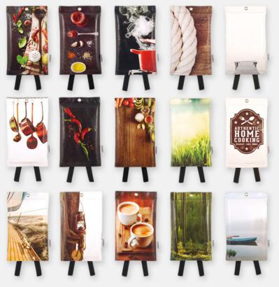 Digitaltryck Brandfiltar med fotomotiv med eget reklamtryck
